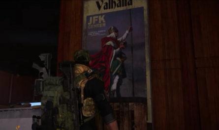 Постер в The Division 2 с «намёком» на следующую Assassin's Creed оказался совпадением