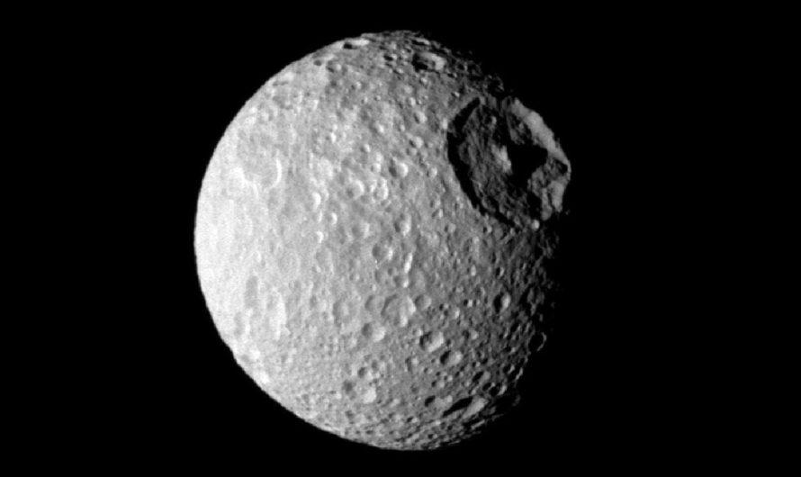 Новый Мимас от NASA