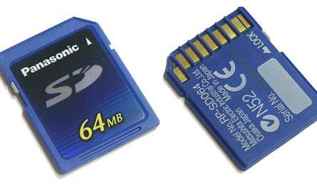 Новый стандарт SD-карт в 4 раза быстрее существующего