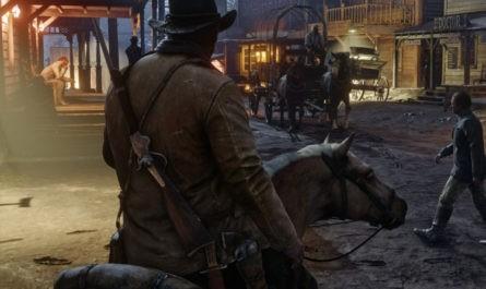 Игроки RDR 2 заметили, насколько бережно обращается со своим оружием главный герой
