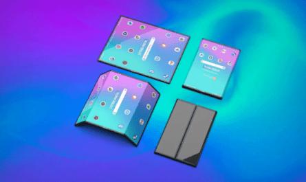 Xiaomi запатентовал плиточный интерфейс