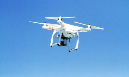 «Умная» система дронов от Samsung поможет оптимизировать 4G и 5G сети
