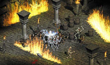 Фанаты в восторге от ремейка уровней Diablo II на Unreal Engine 4