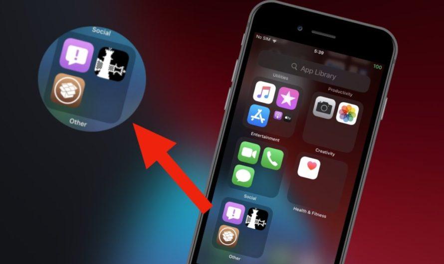 iOS 14 уже взломали и установили Cydia