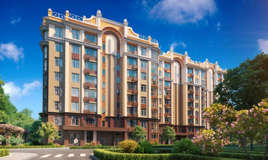 Дом на бульваре Андрея Тарковского соответствует всем требованиям