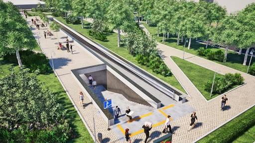 Для школьного проекта в ЖК «Царицыно» был одобрен проект выноса газопровода
