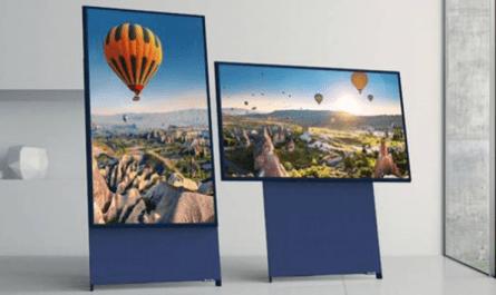 Samsung объявила российскую цену «вертикального» телевизора The Sero