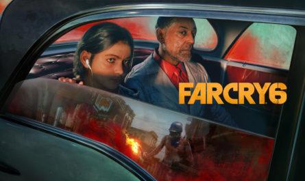 Разработчики Far Cry 6 показали трейлер с Джанкарло Эспозито