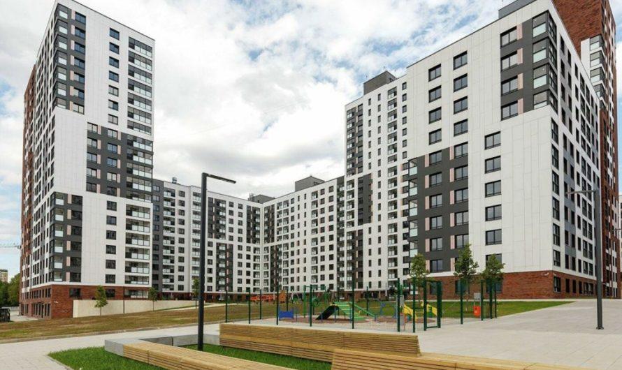 В 2020 году более 1300 дольщиков получили ключи от недвижимости в 3 столичных проектах