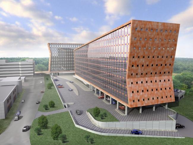 На Большой Бутовской улице появится современный административно-деловой центр