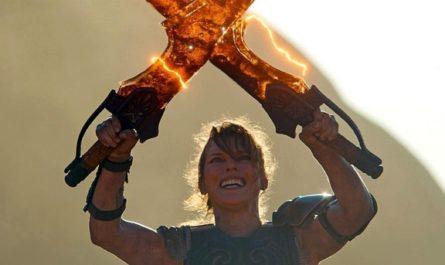 Милла Йовович в экранизации Monster Hunter будет использовать любимое оружие актрисы