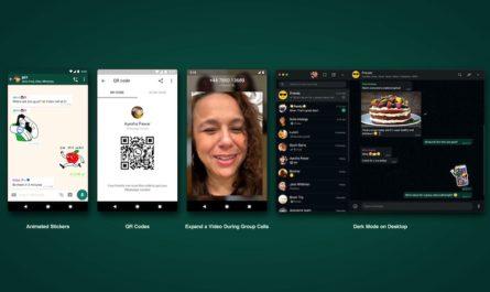 Как использовать новые функции WhatsApp