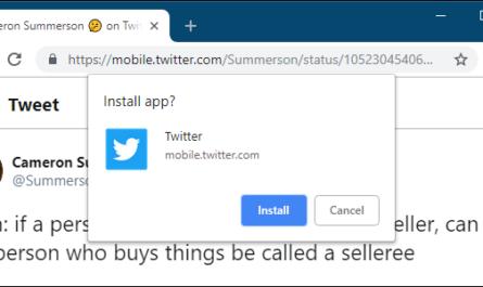 Google Chrome сохранит самую бесполезную функцию