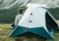 2 Seconds Easy от Decathlon: палатка, которая ставится за две секунды