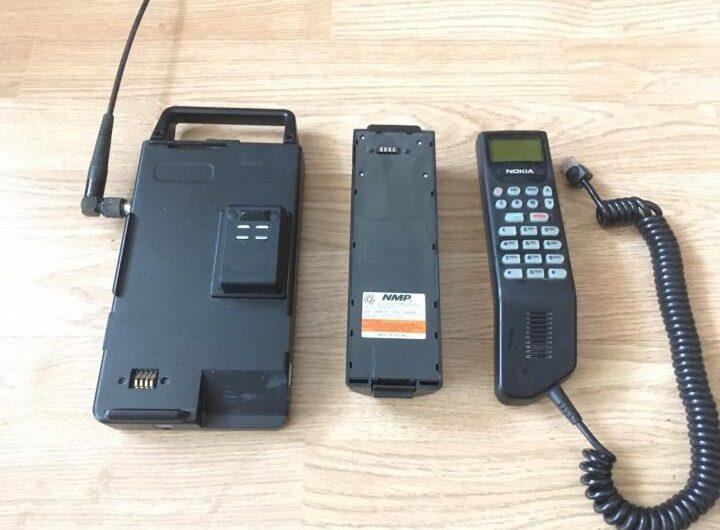 В музее «Яндекса» пройдёт выставка культовых телефонов и смартфонов