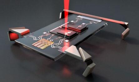 Американские учёные создали шасси для микроскопических медицинских роботов, которые будут вживляться в человека