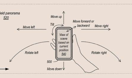 Apple запатентовала технологию захвата для VR в духе Lytro