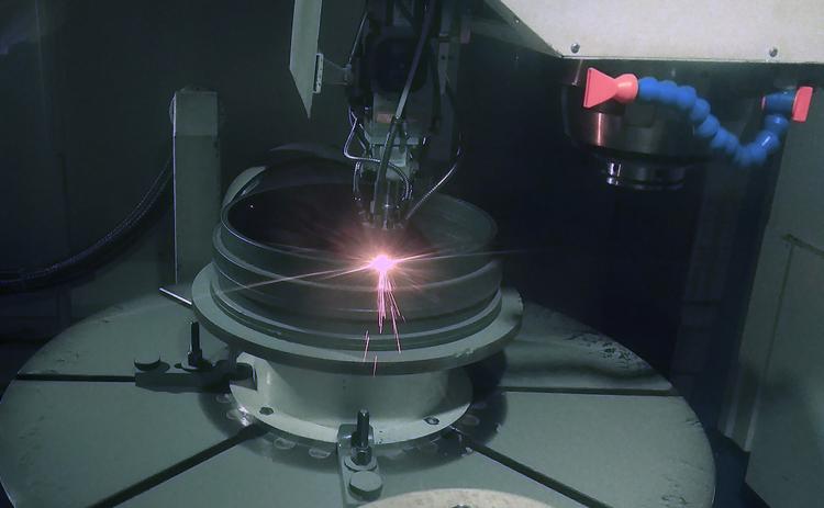 Гибридный российский комплекс с 3D-печатью в сотни раз ускоряет создание деталей авиадвигателей