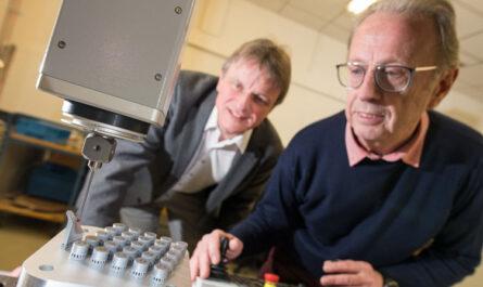 Немцы разработали технологию высокоточной электротехнической постобработки металлических 3D-моделей