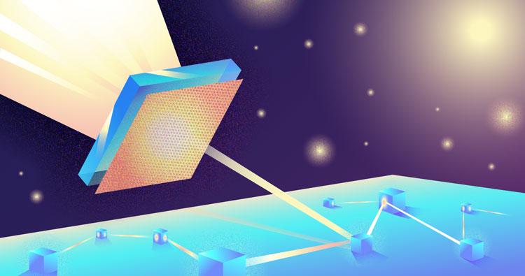 Российские и датские учёные предложили «суперлинзу» для фотонных чипов