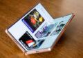 Samsung рассказала об особенностях дисплея Galaxy Z Fold 2