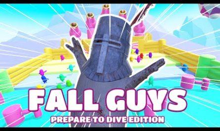 Фанат показал неожиданный кроссовер Fall Guys и Dark Souls. Он очень мрачный [ВИДЕО]