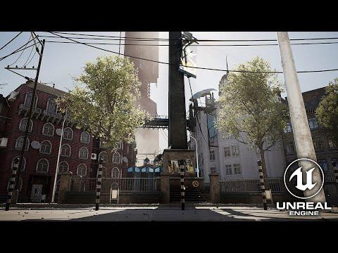 Энтузиаст показал, как выглядел бы ремейк Half-Life 2 на движке Unreal Engine 4 [ВИДЕО]