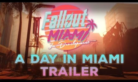 Разработчики масштабного мода Fallout: Miami рассказали о деталях создания игры [ВИДЕО]