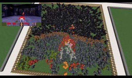 В DOOM сыграли на овцах из Minecraft [ВИДЕО]
