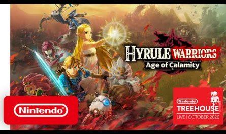 Nintendo показала 20 минут геймплея приквела The Legend of Zelda: Breath of the Wild [ВИДЕО]