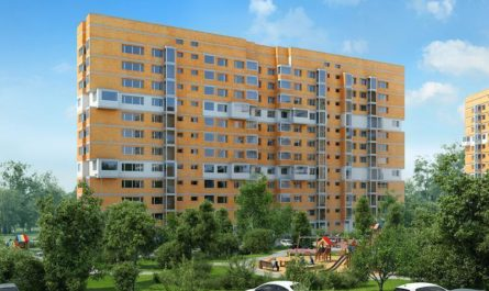 Завершено строительство последнего корпуса в проблемном ЖК «Спортивный квартал»
