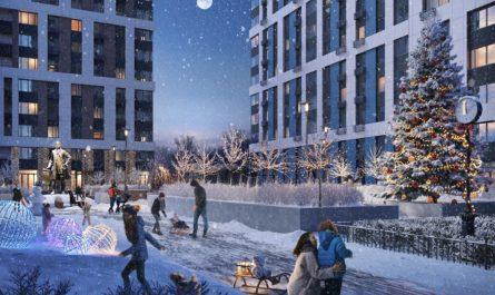В Савеловском районе инвестор завершил строительство всех объектов в ЖК «Петровский парк»