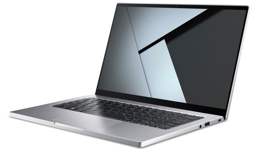 Acer и Porsche Design представили ноутбук с уникальным дизайном