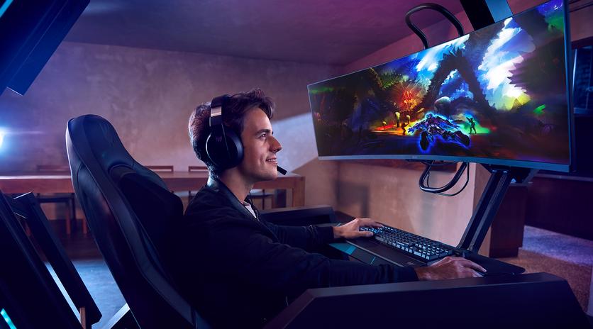 Acer представила в России геймерский трон за два миллиона рублей