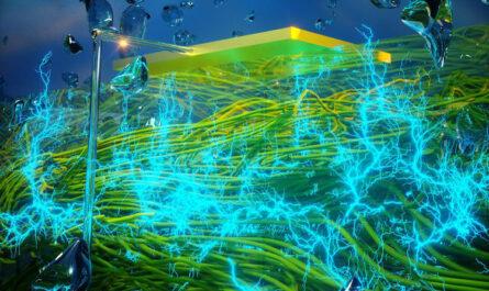 Американские учёные научились добывать электричество из влаги в воздухе
