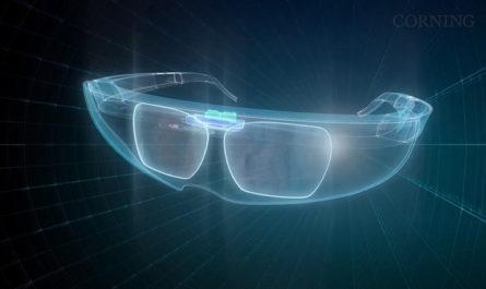Corning будет разрабатывать оптику для потребительских гарнитур AR совместно сPixelligent