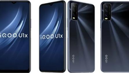 Дизайн и спецификации iQOO U1x с процессором Snapdragon раскрыты интернет-магазином