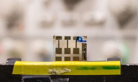 Два в одном: фотодиод из перовскита может быть одновременно светодиодом