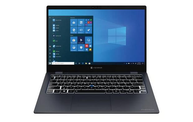 Dynabook представила защищённый лэптоп на Intel Core в тонком корпусе