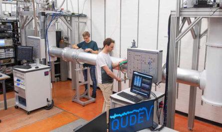 Физики из Цюриха создали локальную сеть для квантового компьютера