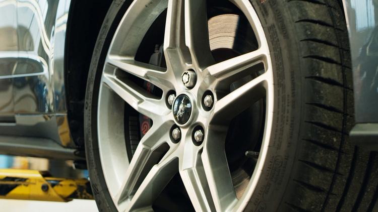 Ford предлагает использовать голос автомобилиста для 3D-печати уникальных колёсных гаек