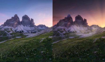 Фоторедактор на основе ИИ позволяет преображать изображения до неузнаваемости в один клик