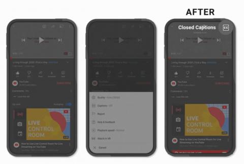Google обновила дизайн мобильной версии YouTube