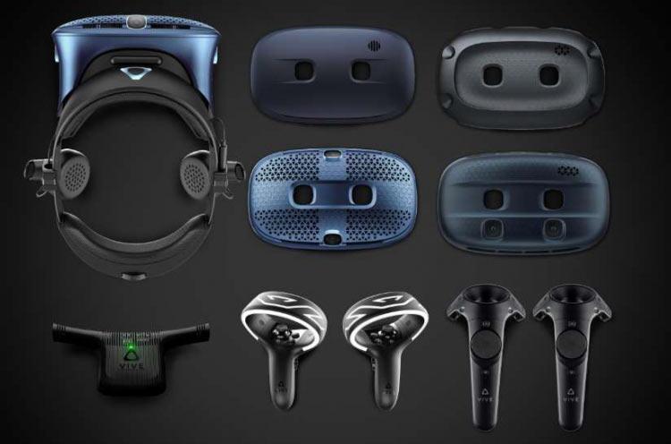 HTC ожидает быстрого роста рынка VR в 2020 году