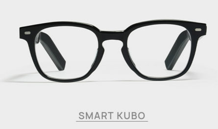 HUAWEI представила дизайнерские смарт-очки нового поколения