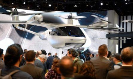 Hyundai назвала сроки появления коммерческих летающих автомобилей