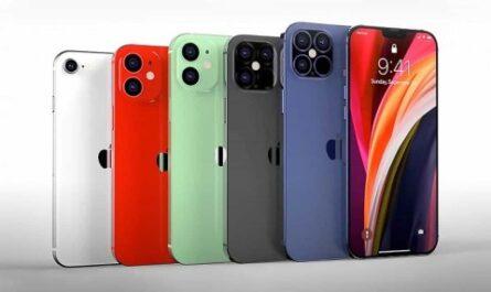 Инсайдеры: Apple представит сразу пять моделей iPhone 12