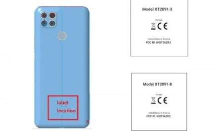 Инсайды #2396: Motorola XT2091, Apple AirTag, гибкий ноутбук Samsung