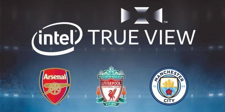 Intel True View покажет футбольный матч как под микроскопом