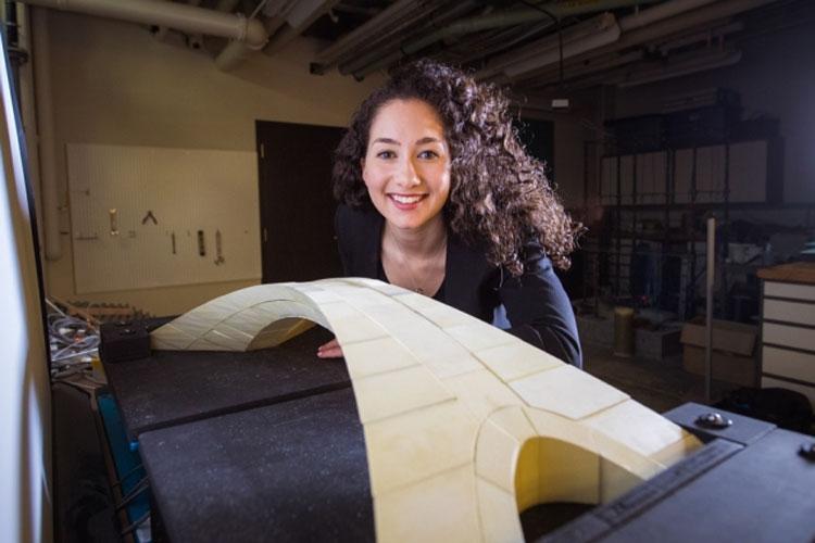 Инженеры на модели проверили проект крупнейшего в мире арочного моста Леонардо да Винчи